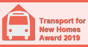 Transport for New Homes Award 2019