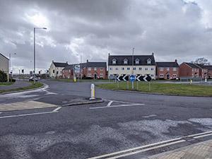 Castlemead roundabout